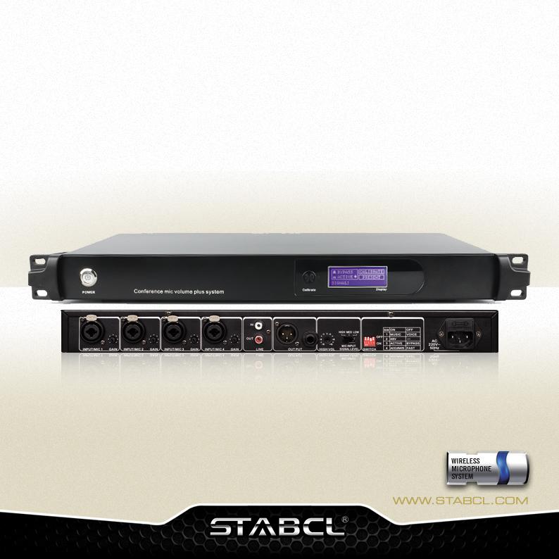 ST-6240 四通道全自动高速馈抑制器