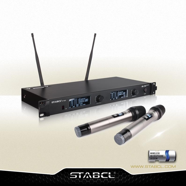 ST-920  200通道无线麦克风