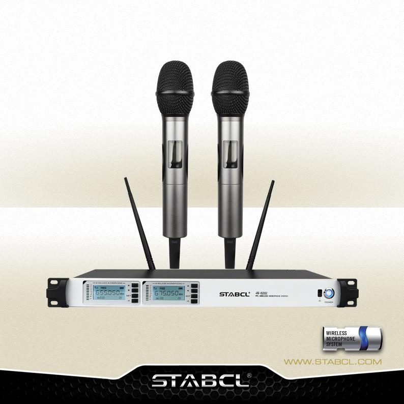ST-8202 专业无线麦克风