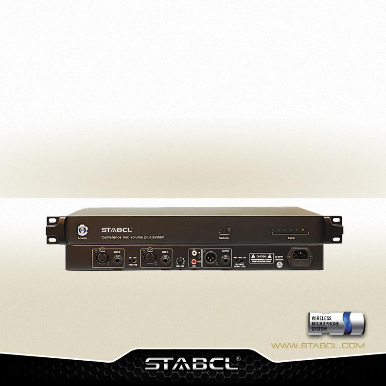 ST-6020 双路反馈抑制器