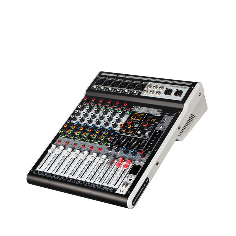 ST-6P/8P/12P 专业调音台