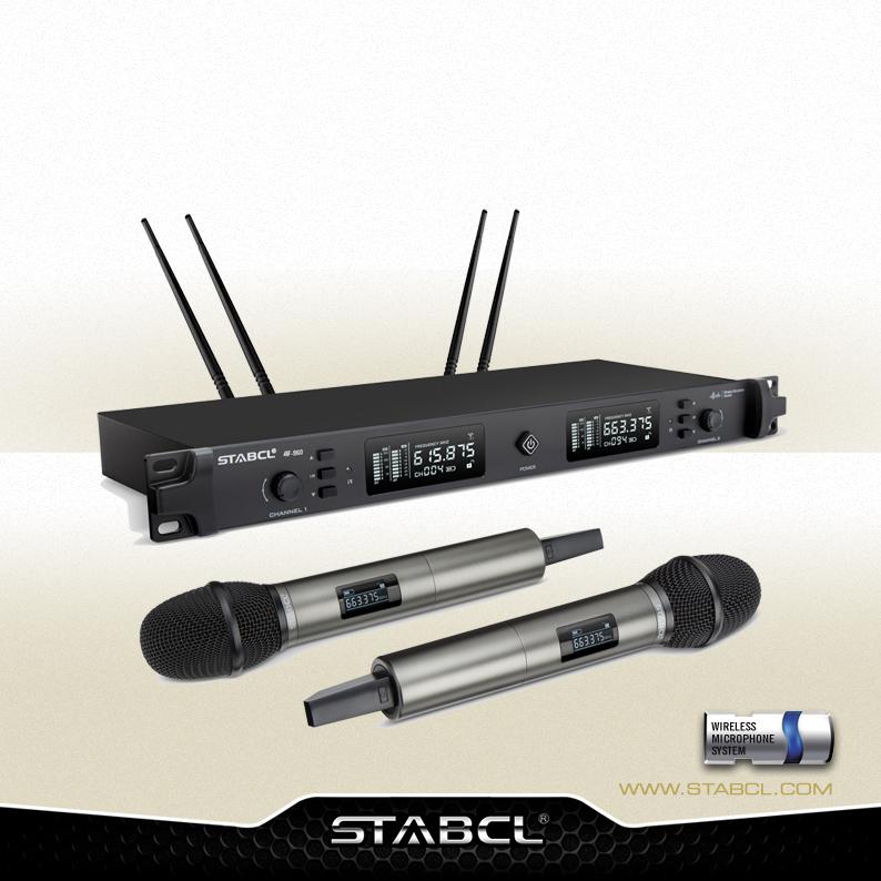 ST-960 校园广场专用远距离无线麦克风