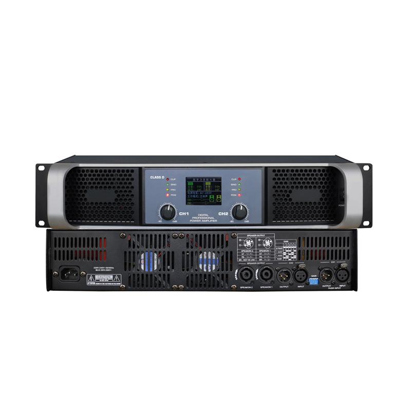 ST-600/ST-900/ST-1500 专业数字功放